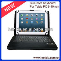 Hot Detachable Bluetooth Keyboard For Tabl PC 9-10.1inch, Supporting Android, IOS and Window
