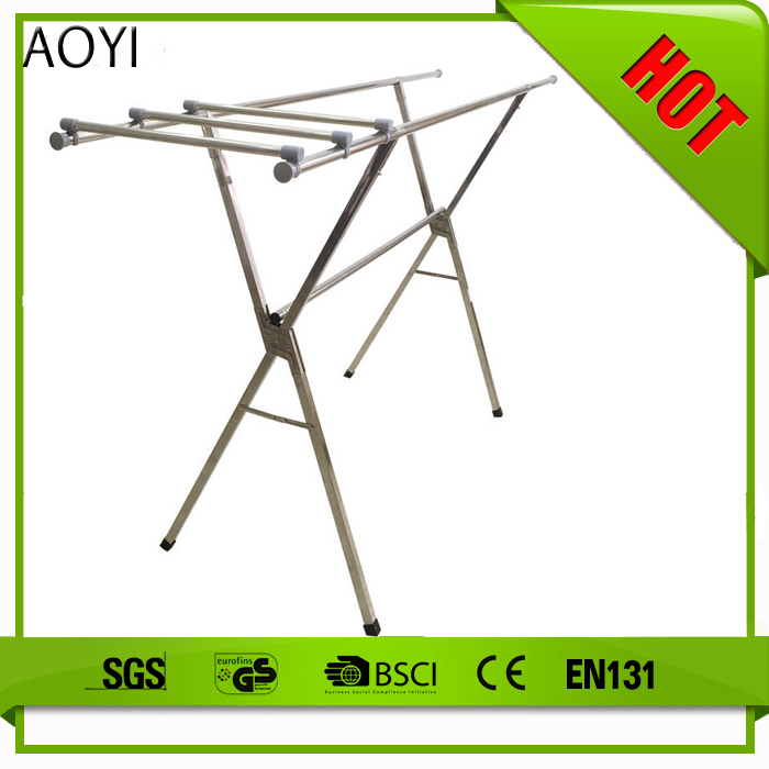 High quality folding lift laundry drying rack (with shoe dryer),electric clothes dryer hanger