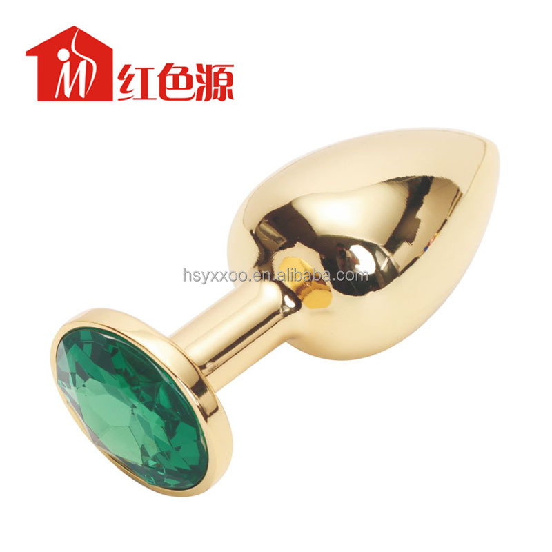 2017 High Quality hot selling SM sex love Extreme Anal Plug and Jewelry