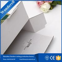 Competitive Price recycled paperboard packing wine boxes/cases