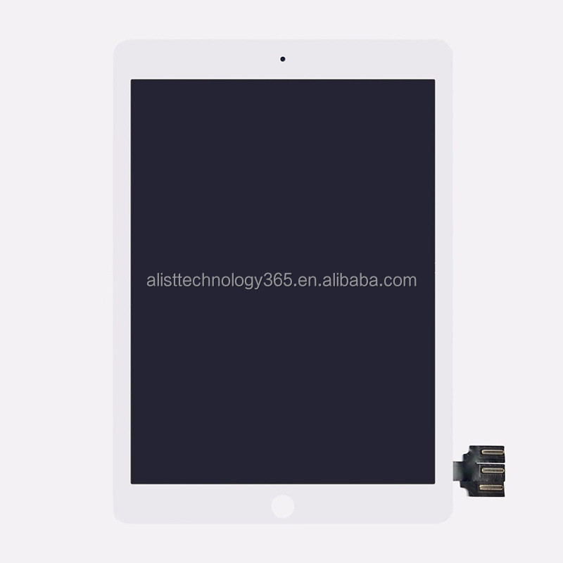 "for iPad Pro 9.7"" A1673 A1674 A1675 Touch Screen Display LCD white"