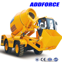 Cheap Price !!Small Concrete Mixer Machine With Pump ,Concrete Mixer Truck,Mobile Self Loading Concrete Mixer For Hot Sale