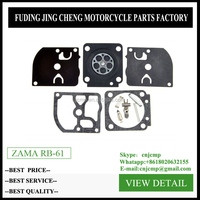 2-CYCLE CARBURETOR KIT REPLACES ZAMA RB-61 KIT ECHO BLOWERS