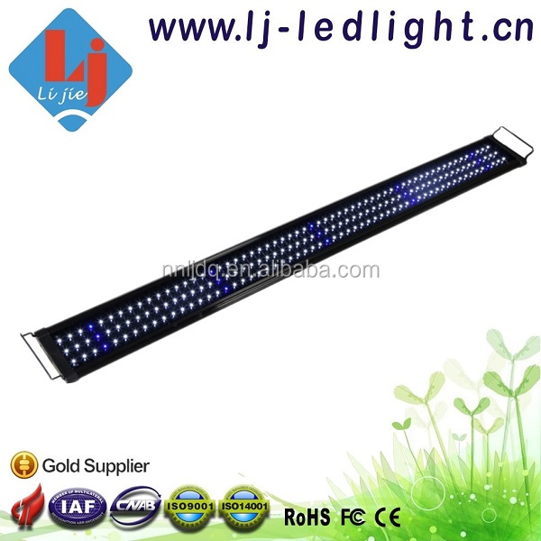 China factory led fish tank aquarium lighting 12000k white 450nm blue