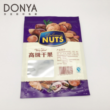 OEM food grade dry snacks packaging bag for dried fruit