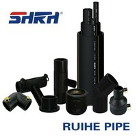 pe underground water supply pipe 20 INCH SDR17