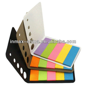 Eco friendly Recycled paper sticky notes