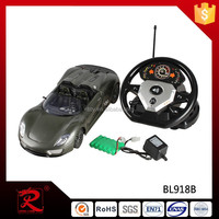 Brand new toy car plastic propel RC car with low price
