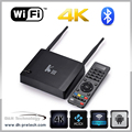 private model 2016 newest google android 5.1 amlogic S905 quad core ap6330 smart tv box