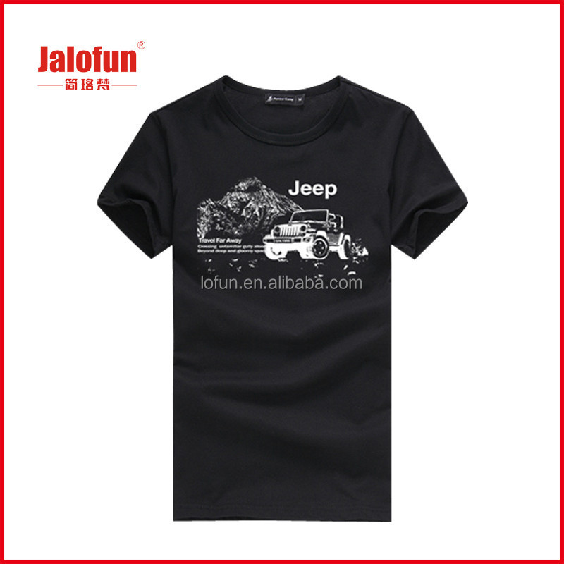 18 years experience in factory custom printing T-shirt