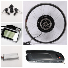 48v 1500w Cheap Electric Bike kit with Samsung Battery