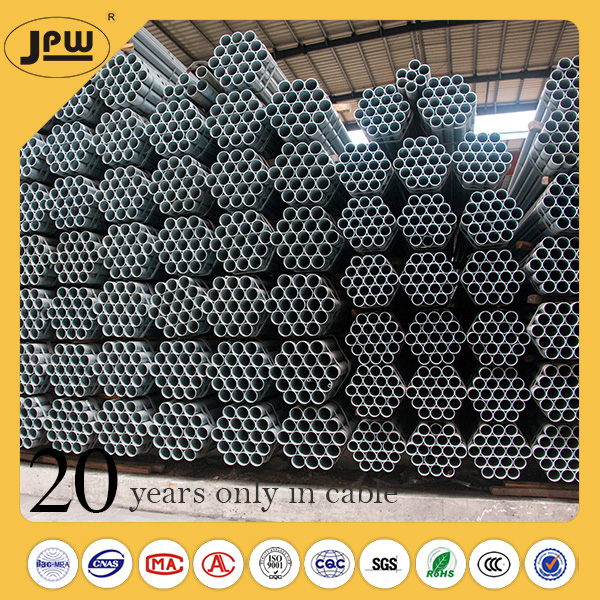 2015 hot promotional Round Outer high tensile steel tube