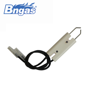B4405 gas water heater parts, ignition electrodes ceramic igniter