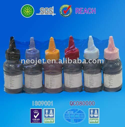 Eco solvent(Pigment) ink for JV3
