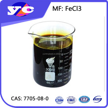 Ferric Chloride Brown Liquid Solution 40% Made In China