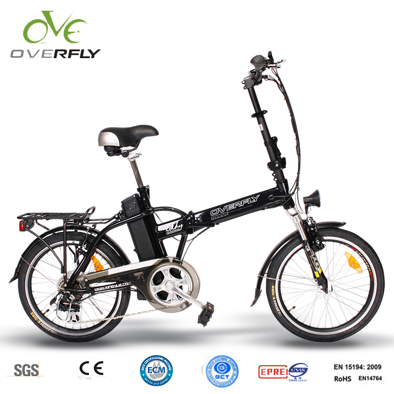 Splendid spare parts electric Mini folding bicycle XY-EB002F