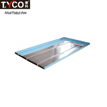 cheap floating floor for water underfloor heating system