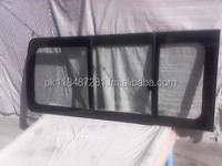 toyota hiace side window frame