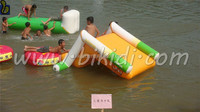 Funny high quality Water Park ,inflatable water park slides for sale D3035