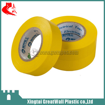 hot selling pvc insulating /insulation tape jumbo roll/log roll