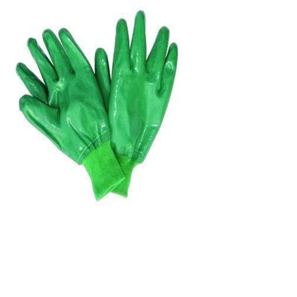 Brand MHR nylon spandex 3/4 foam nitrile coating gloves