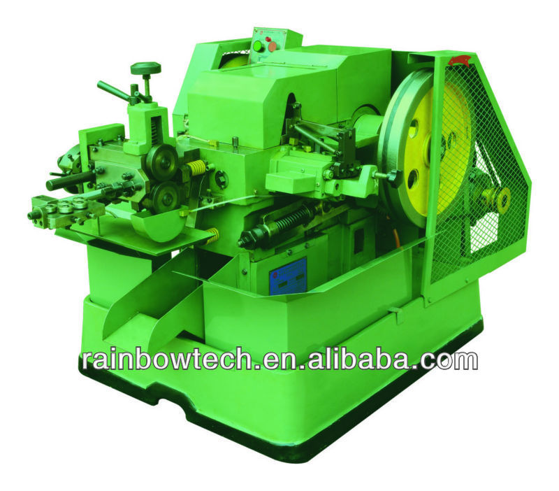 screw header machine