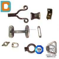 machinery Application and Stainless steel Material investment casting Precision casting