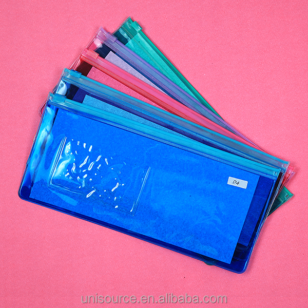New design toothbrush kit pvc bag with namecard holder