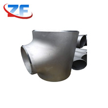bw seamless steel sch80s seamless tee y pipe connector weldless fitting