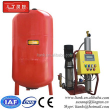 Vacuum Deaerator and Constant Pressure Equipment ( diaphragm pressure tank )