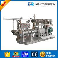Aqua Feed Twin Screw Extruder with Best Price