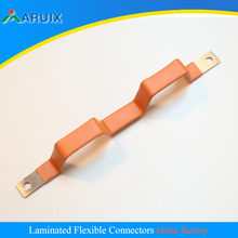 CMP copper laminated flexibles connector flexible laminated flat copper busbar