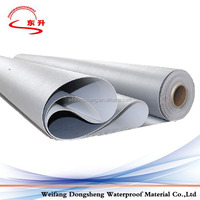 thermoplastic polyolefin (tpo) waterproofing membrane