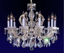 Wedding decoration plastic chandeliers for sale