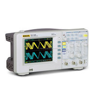 RIGOL DS1102E Digital Oscilloscope 100Mhz 2ch