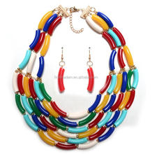 Custom Plastic Cowrie Shell Necklace
