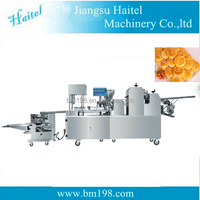 Pastries with center filling,burger patty making machine