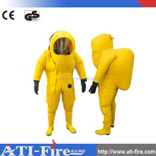 Radiation resistant clothing China wholesale chemical coverall