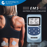 Economical Good Cost Fitness Beauty Electric Muscle Stimulator Ems Slimming