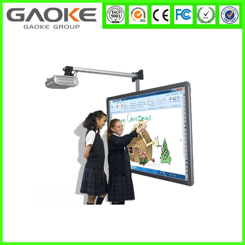 China screen multi-touch portable smart board interactive white board digital electronic board for digital classroom