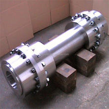 Alloy steel 34CrMoNi6 forged Step-link shaft