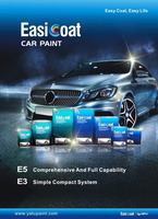 Easicoat Basecoat Series Pearl Color Car Crystal Coating