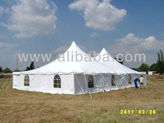 White Marquee Tents