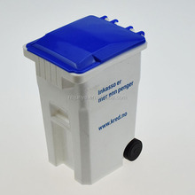 nbjunye plastic garbage bin / garbage trash bin / color coded garbage bins
