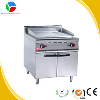 flat top gas grill/stainless steel griddle plate/gas griddle for sale