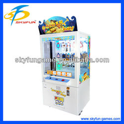 Happy game Golden Key candy machine vending