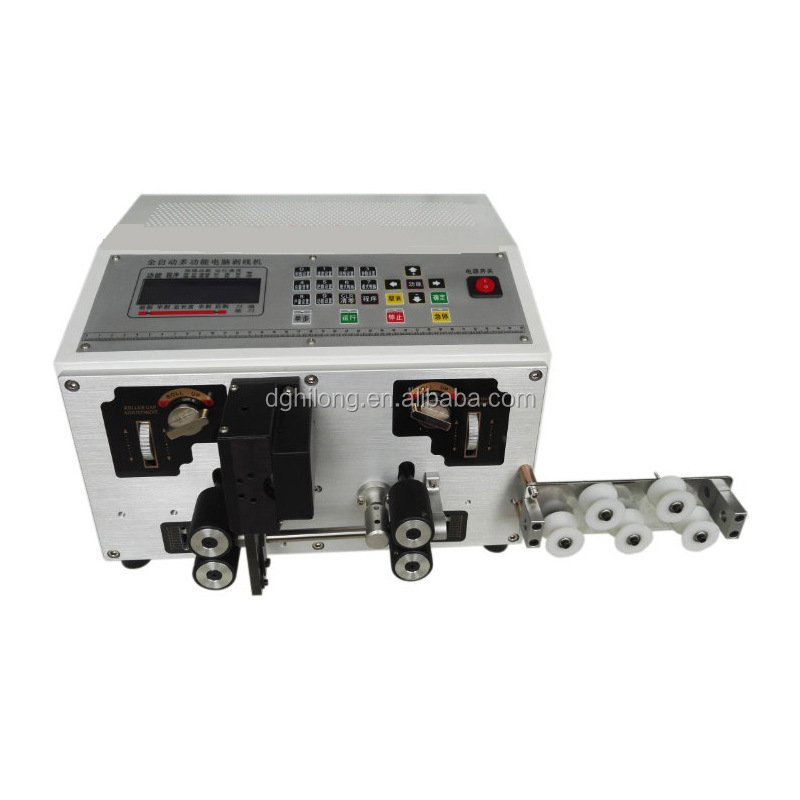 Automatic Wire Stripping Machine, Wire Cutting and Stripping Machine, Wire Stripper Machine HL-MX