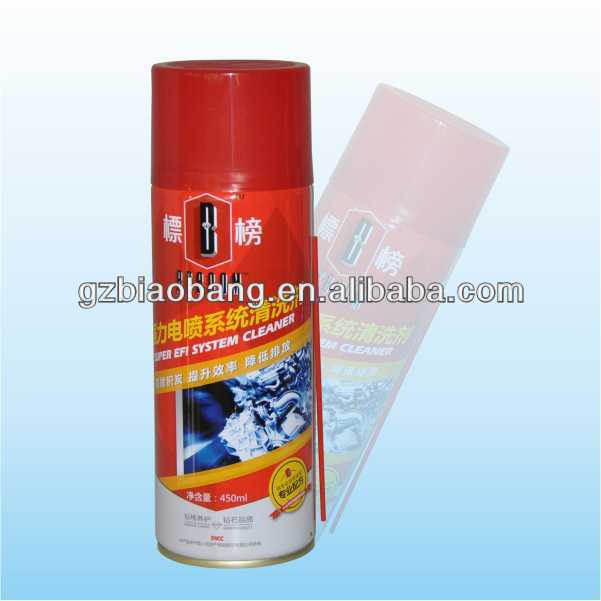 450ml car electronic fuel injection system cleaner