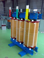 Hot sale! SG10 dry type three phase transformer 10kv H class