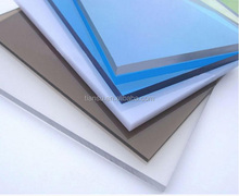 5mm Polycarbonate enduranced solid sheet
